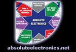 thumbail for web design - absolute electronics